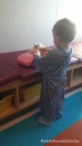 Pre-Surgery playroom